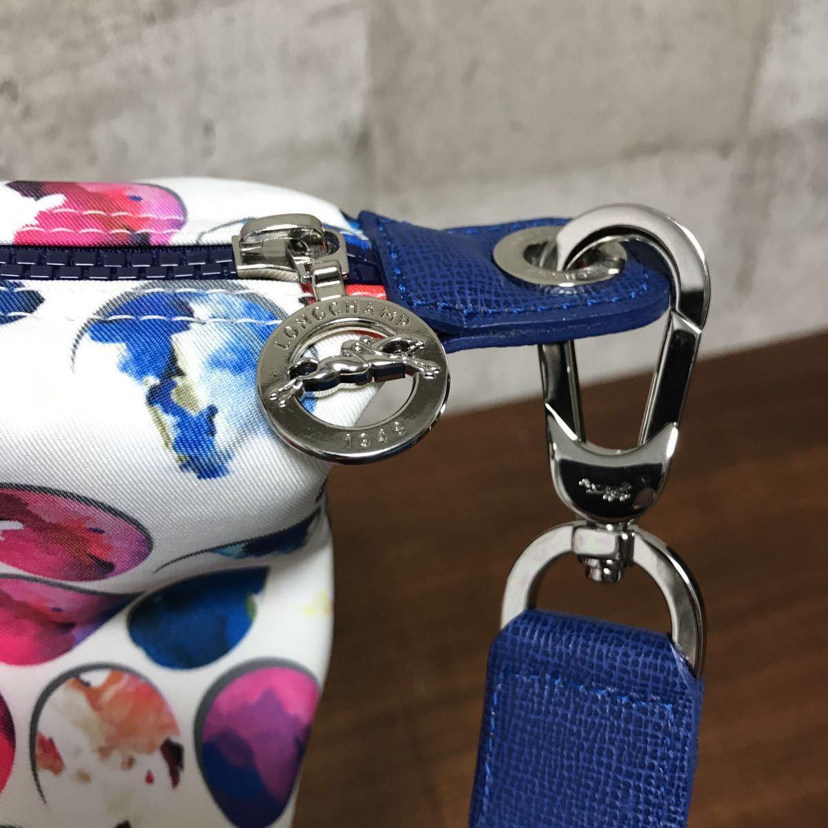 新品同様 LONGCHAMP ロンシャン バッグ ル プリアージュ ネオ トートバッグ 斜めがけ レディース ナイロン スクエア型 トートバッグ_画像4