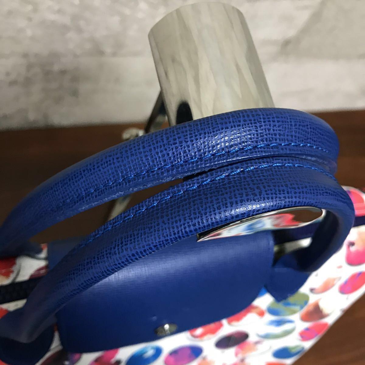 新品同様 LONGCHAMP ロンシャン バッグ ル プリアージュ ネオ トートバッグ 斜めがけ レディース ナイロン スクエア型 トートバッグ_画像5
