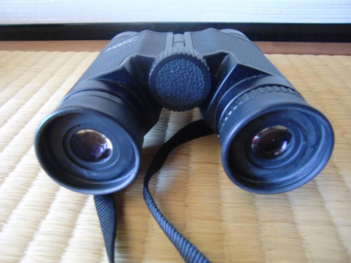 旧家蔵 ニコンNikon 9×30 6.7°双眼鏡 純正ストラップ,ソフトケース付 美品 倍率9倍 ダハタイプ バードウォッチング,スポーツ観戦,防災に!_画像4