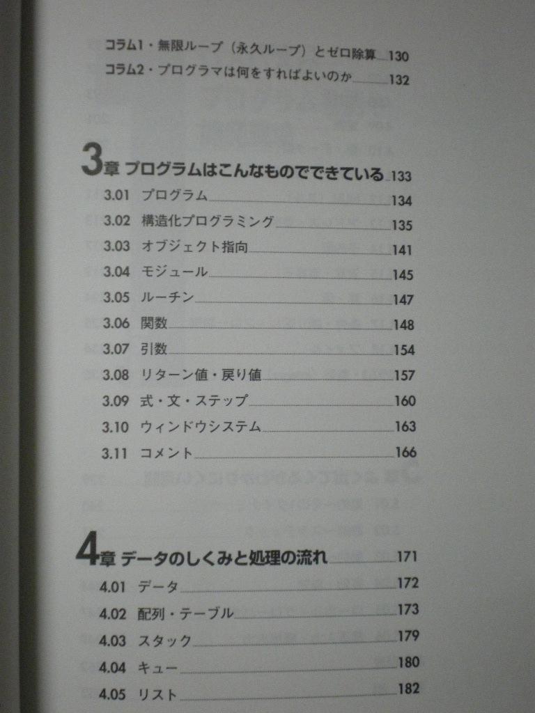 [送料無料] パソコンプログラミング入門以前 伊藤華子 毎日コミュニケーションズ 1999_画像4