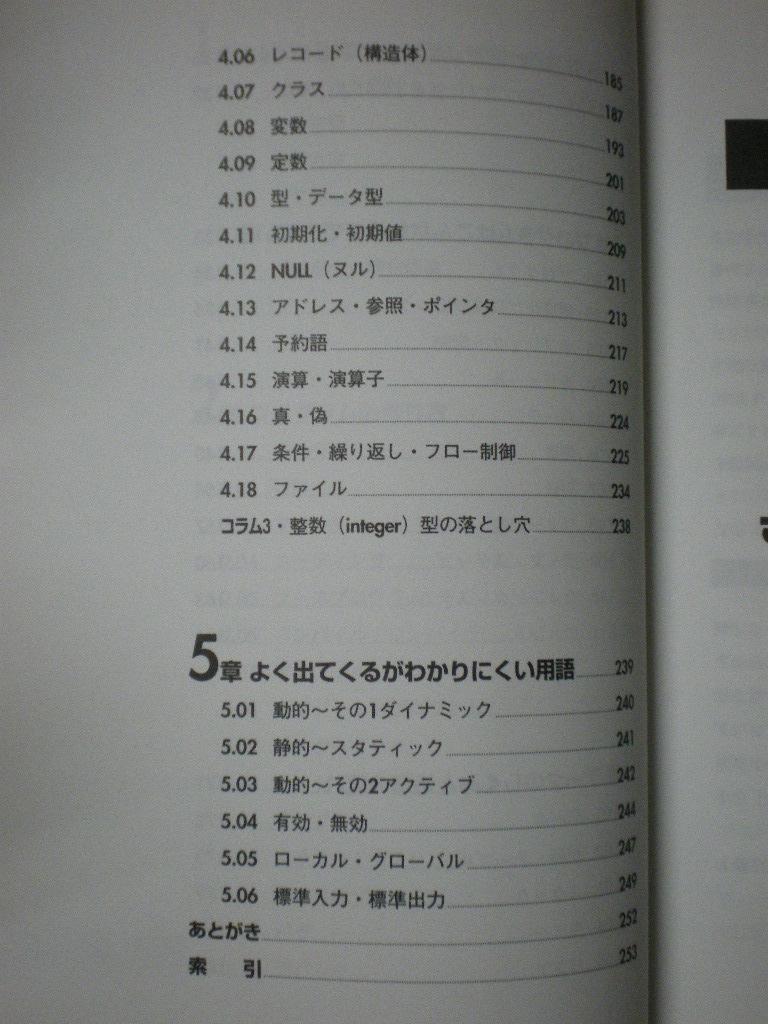 [送料無料] パソコンプログラミング入門以前 伊藤華子 毎日コミュニケーションズ 1999_画像5