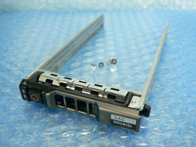 1FIG // Unisys ES3000 3530T G3 の ハードディスク(HDD)マウンタ 2.5インチ 用 / 0KG7NR //Dell PowerEdge T620類似//在庫2_画像1