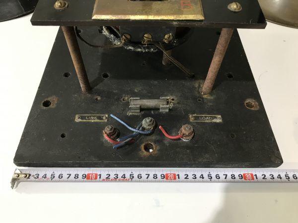 ◇◆E-131 蓄音機部品 変圧機 ラッパ ◆◇_画像4