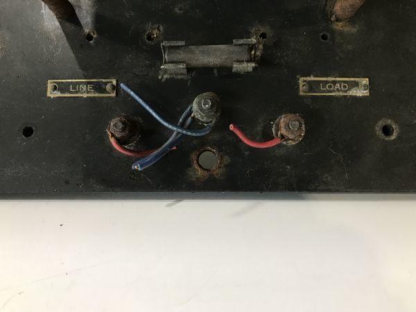 ◇◆E-131 蓄音機部品 変圧機 ラッパ ◆◇_画像3
