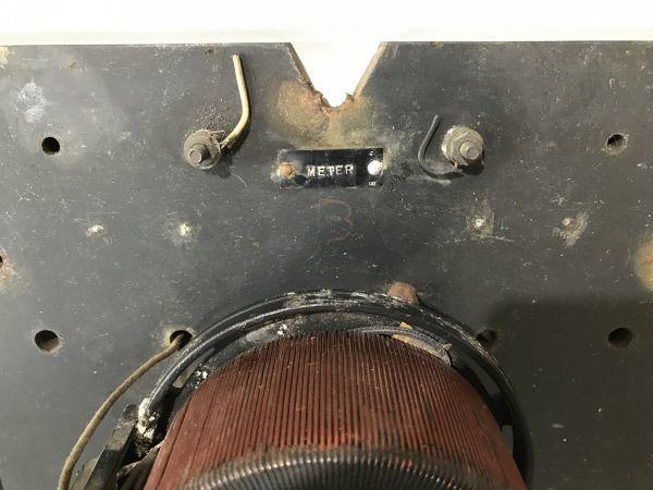 ◇◆E-131 蓄音機部品 変圧機 ラッパ ◆◇_画像6
