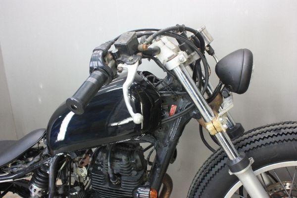 TW200 DG07J ラットボバー カスタム 検/チョッパー フリスコ 千葉県_画像9