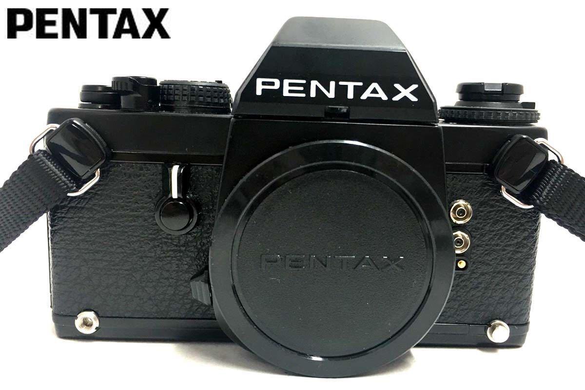 PENTAX LX ペンタックス 後期型 ボディ 旭光学_画像2