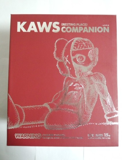 正規購入品 KAWS Original Fake COMPANION RESTING PLACE BROWN originalfake 茶色 ブラウン 人体模型 カウズ オリジナルフェイク MEDICOM