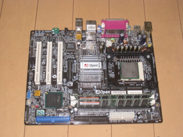 AOpen MX4GVR-GN socket 478 MicroATX CPU memory 512MB attaching postage 510 jpy