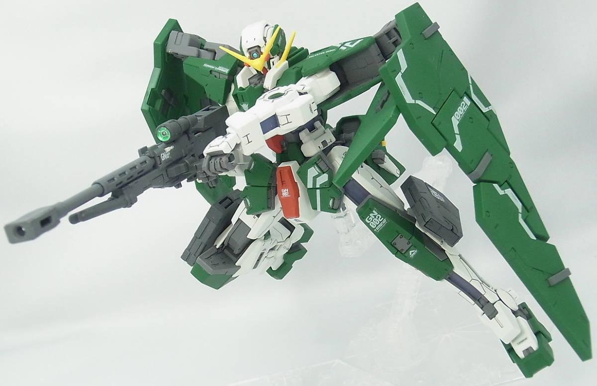 機動戦士ガンダム00 MG ガンダムデュナメス 簡単フィニッシュ完成品_画像5