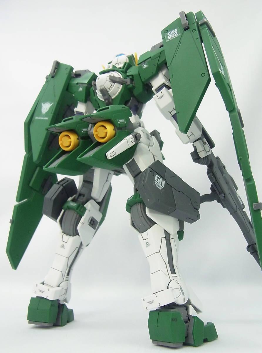 機動戦士ガンダム00 MG ガンダムデュナメス 簡単フィニッシュ完成品_画像4