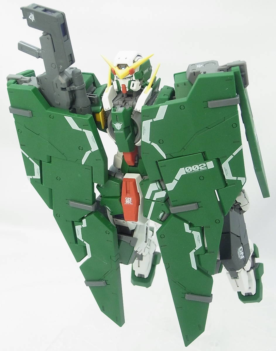 機動戦士ガンダム00 MG ガンダムデュナメス 簡単フィニッシュ完成品_画像10