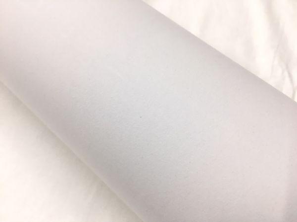 【N-STYLE】カッティングシート アルカンターラスエード調135cm×3m ホワイト 耐熱耐水裏溝付き バックスキン生地_画像2
