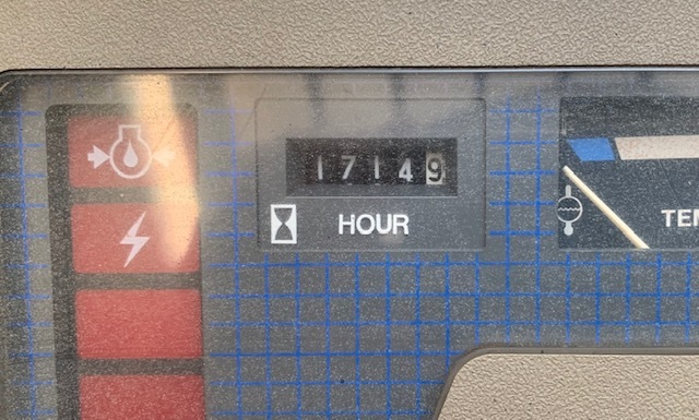 コマツ 中古フォークリフト ガソリン 1.5t FG15L-15 1.5トン格安! _画像8