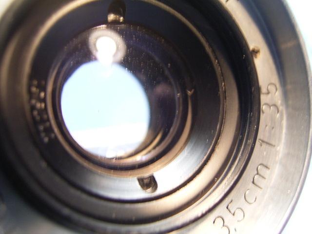ライカ LEICA Lマウント レンズ SUMMARON f3.5 35mm_画像2