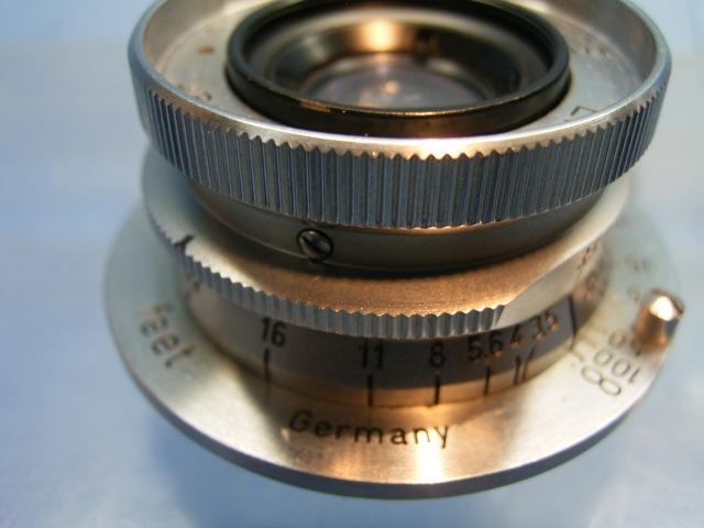 ライカ LEICA Lマウント レンズ SUMMARON f3.5 35mm_画像8