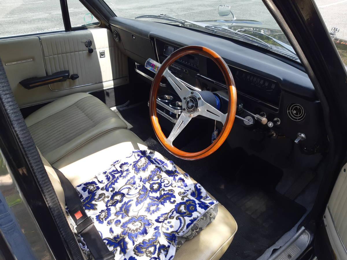 昭和45年 HA30 グロリア スーパーデラックス ☆車検付き 即乗り出しOK☆ プリンス タテグロ ソレックス 旧車_画像5