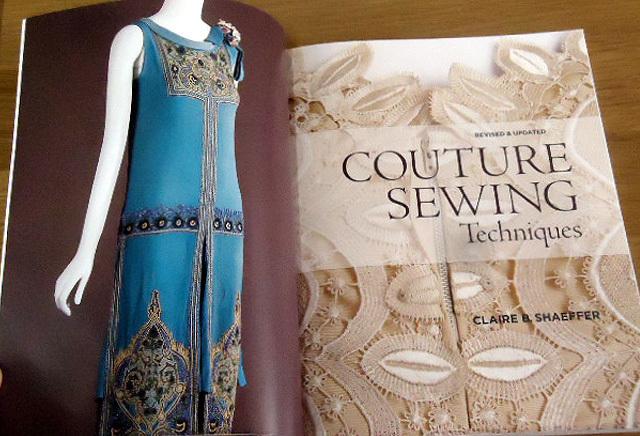 洋裁洋書【オートクチュール縫製テクニック/ Couture Sewing Techniques(輸入品】_画像4