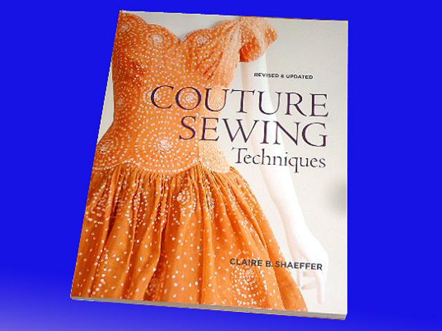 洋裁洋書【オートクチュール縫製テクニック/ Couture Sewing Techniques(輸入品】_画像1