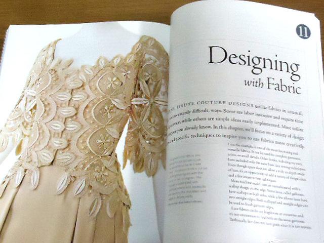 洋裁洋書【オートクチュール縫製テクニック/ Couture Sewing Techniques(輸入品】_画像2