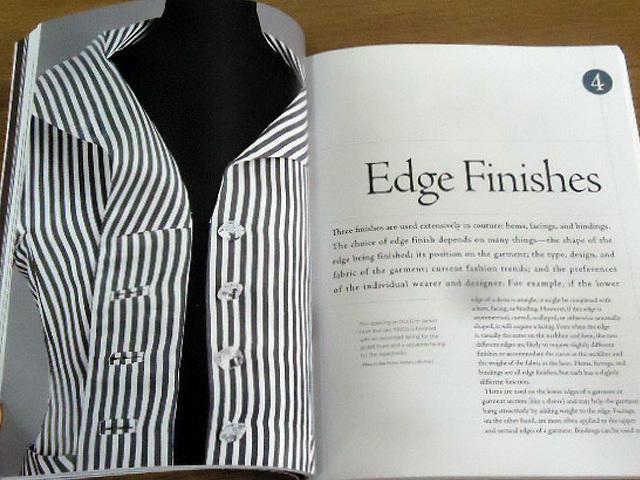 洋裁洋書【オートクチュール縫製テクニック/ Couture Sewing Techniques(輸入品】_画像9