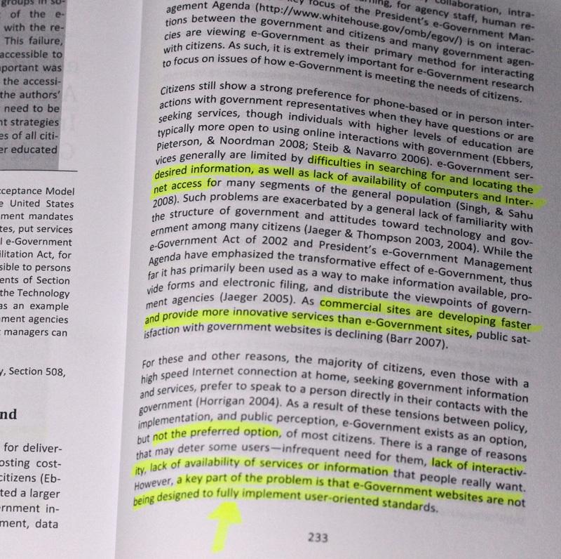 古本 Leading Issues in e-Government Research, Volume One, Academic Publishing International, イギリス, 電子政府_画像3
