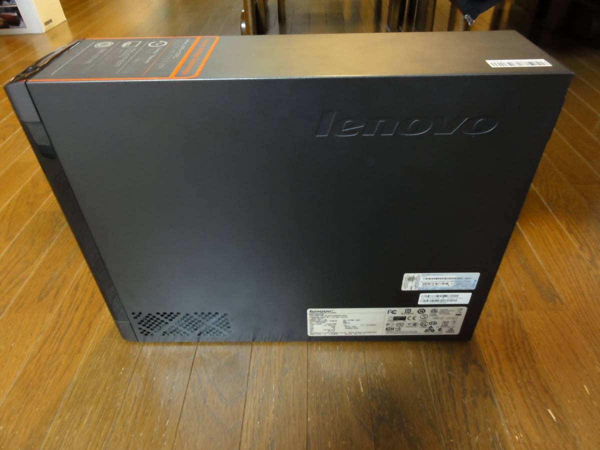 ★☆★lenovo H330 Windows10Pro 64bit インテルCore i5- 2.9GHz メモリ大容量16GB HDD大容量1.5TB DVDスーパーマルチ★☆★_画像2