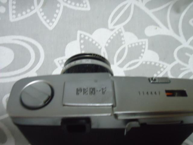 OLYMPUSーPEN Fカメラ★中古品■f_画像4