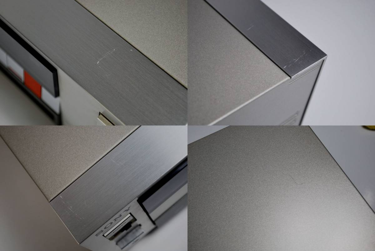 【SONY】 ソニー ステレオカセットデッキ TC-FX66 通電/再生確認 要メンテ前提 現状品 中古品 JUNK品扱い 一切返品不可で!