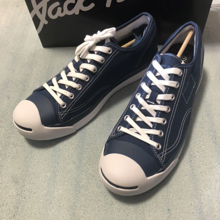 eb5131bb4d74 domestic not yet sale CONVERSE FRAGMENT JACK PURCELL MODERN OX NAVY WHITE  US10.5 28.5