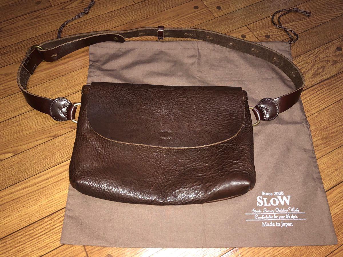 0c500439aa97 代購代標第一品牌- 樂淘letao - スロウSLOW ボーノショルダーバッグ49S13B bono