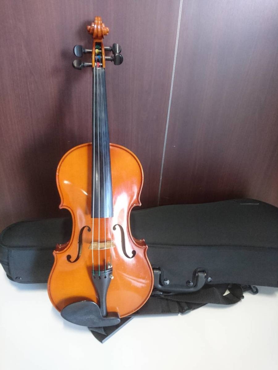 【消費税なし・最高級美中古品】Roth/ヴァイオリン/バイオリン/1999年製/ケース付き/kov4