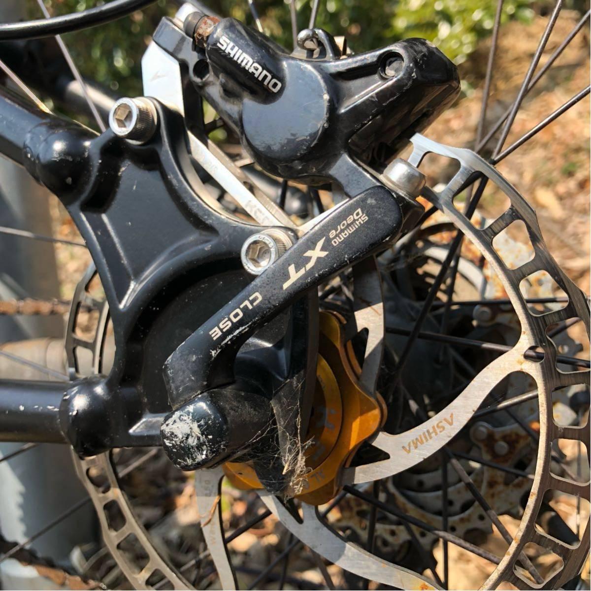 TREK GaryFisher MTB 改造多数 26 ストリート ダウンヒル トライアル BMX マウンテンバイク cannondale specialized fuji giant kona _画像6