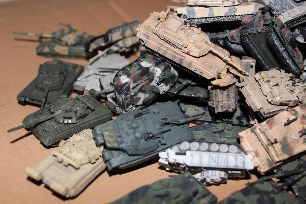 ジャンク品 ワールドタンクミュジアム他   戦車多数 K_画像3