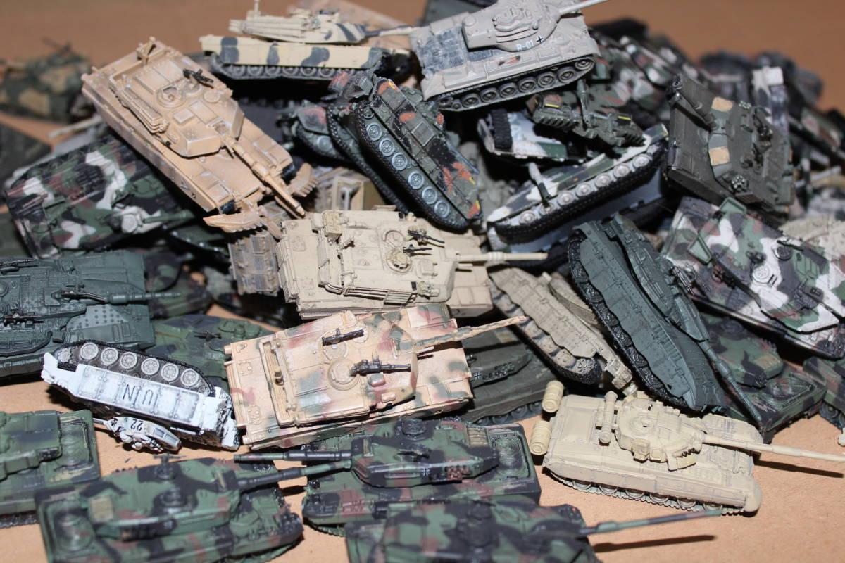 ジャンク品 ワールドタンクミュジアム他   戦車多数 K_画像2