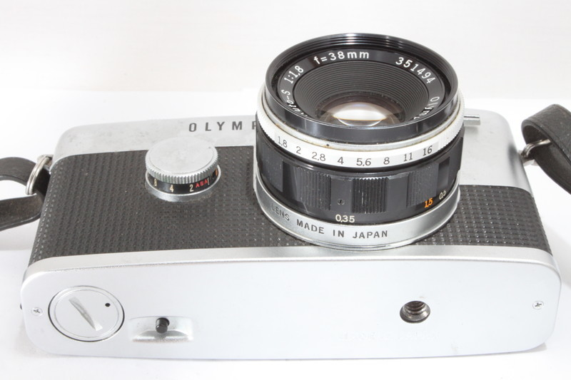 OLYMPUS オリンパス PEN-F F.Zuiko Auto-S 38mm F1.8 [233492]_画像4
