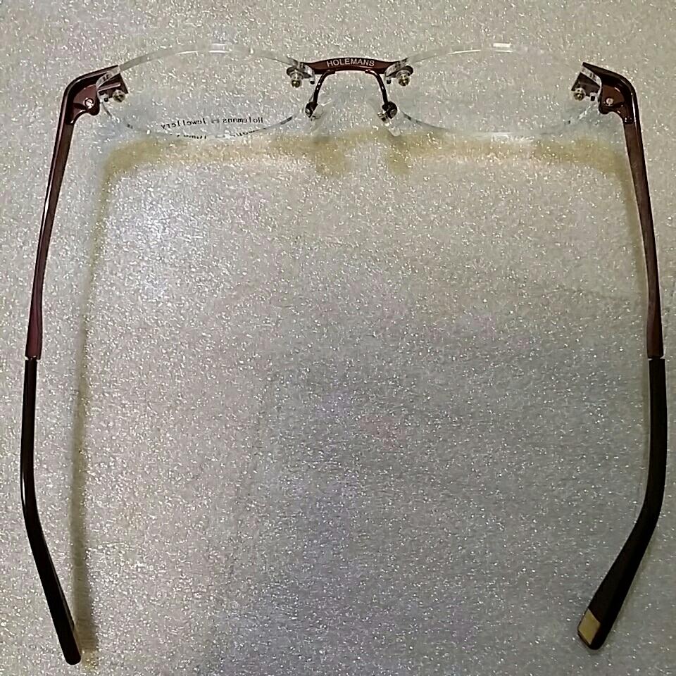 ホールマンンズ 眼鏡フレーム 未使用展示品_画像6