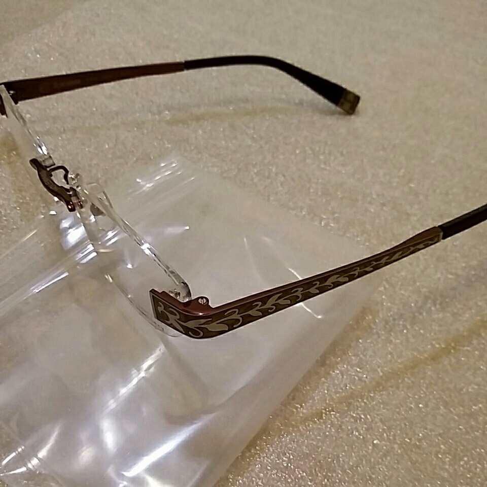 ホールマンンズ 眼鏡フレーム 未使用展示品_画像5