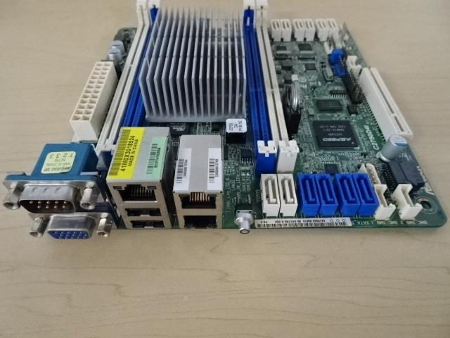 [ジャンク] ASRock C2750D4I Mini ITX マザーボード_画像5