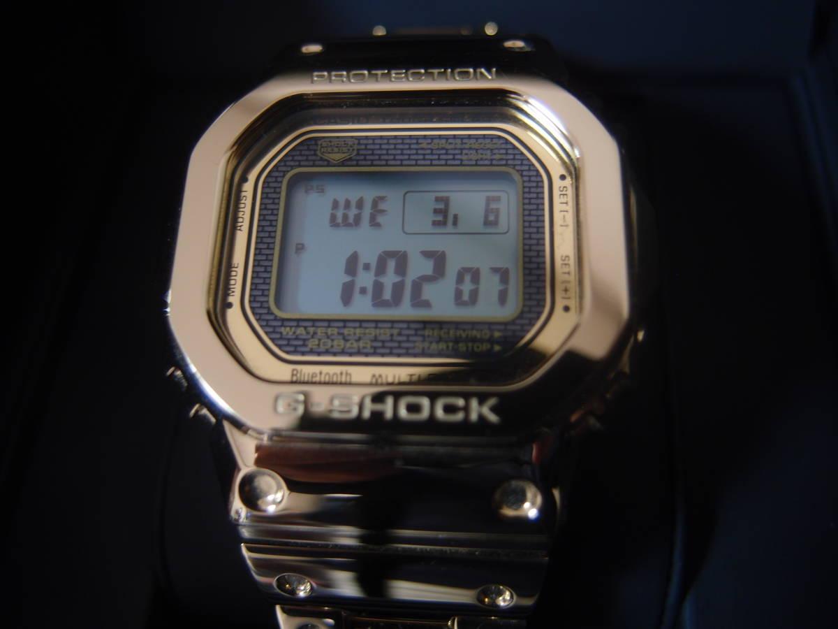 美品 35周年記念モデル GMW-B5000TFG-9JR
