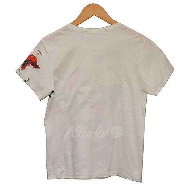 【5/9値下げ】二子玉)C16 TARO HORIUCHI タロウホリウチ プリントTシャツ Tシャツ 584518001115_画像2