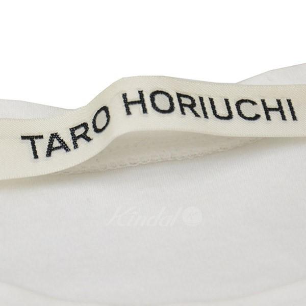 【5/9値下げ】二子玉)C16 TARO HORIUCHI タロウホリウチ プリントTシャツ Tシャツ 584518001115_画像4