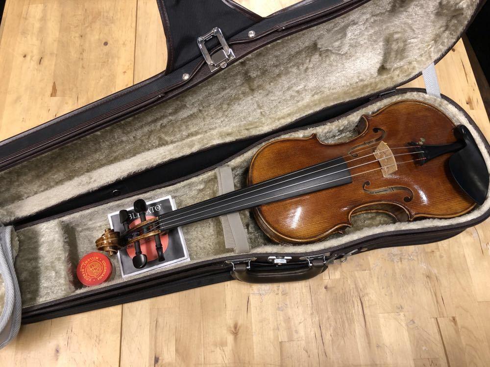 中古バイオリン 美品