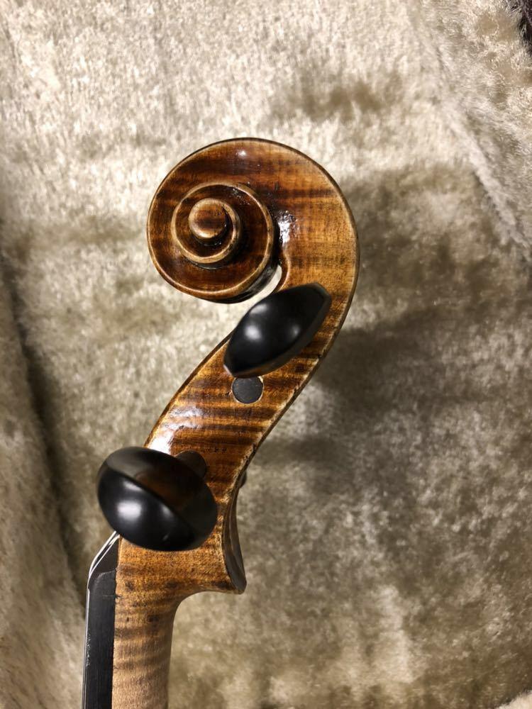 中古バイオリン 美品_画像4