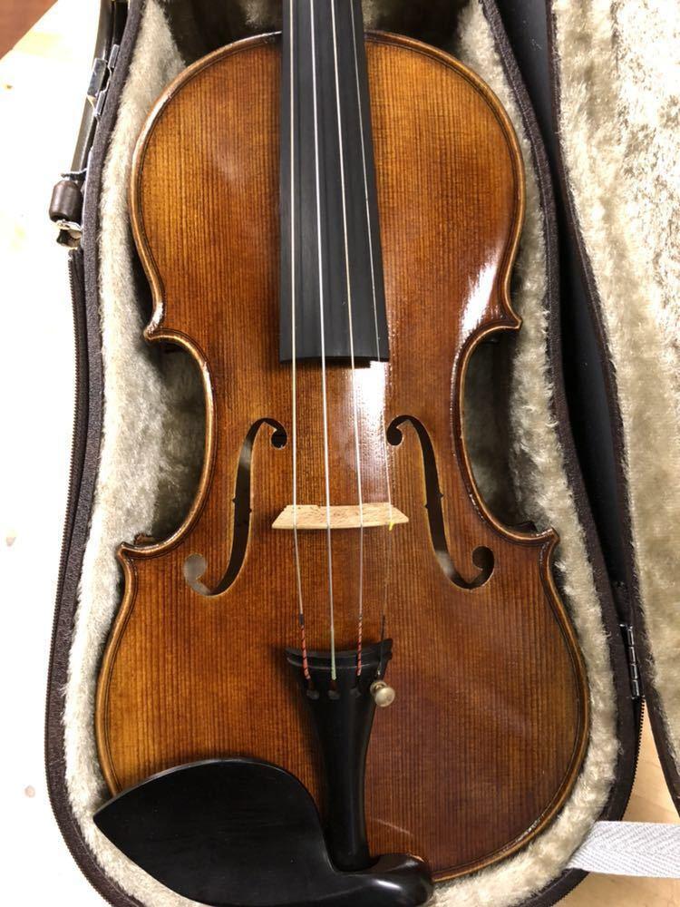 中古バイオリン 美品_画像2