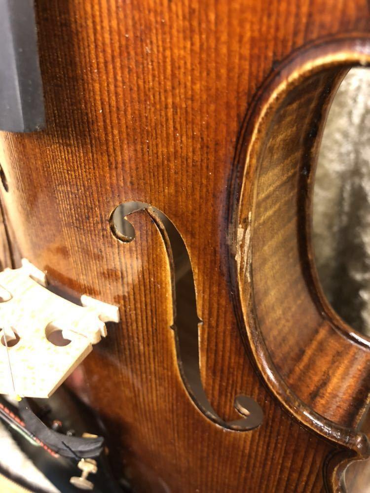 中古バイオリン 美品_画像5