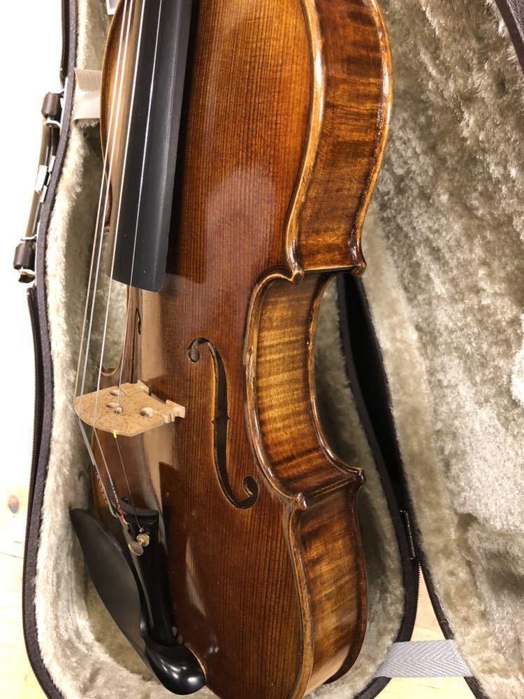 中古バイオリン 美品_画像8