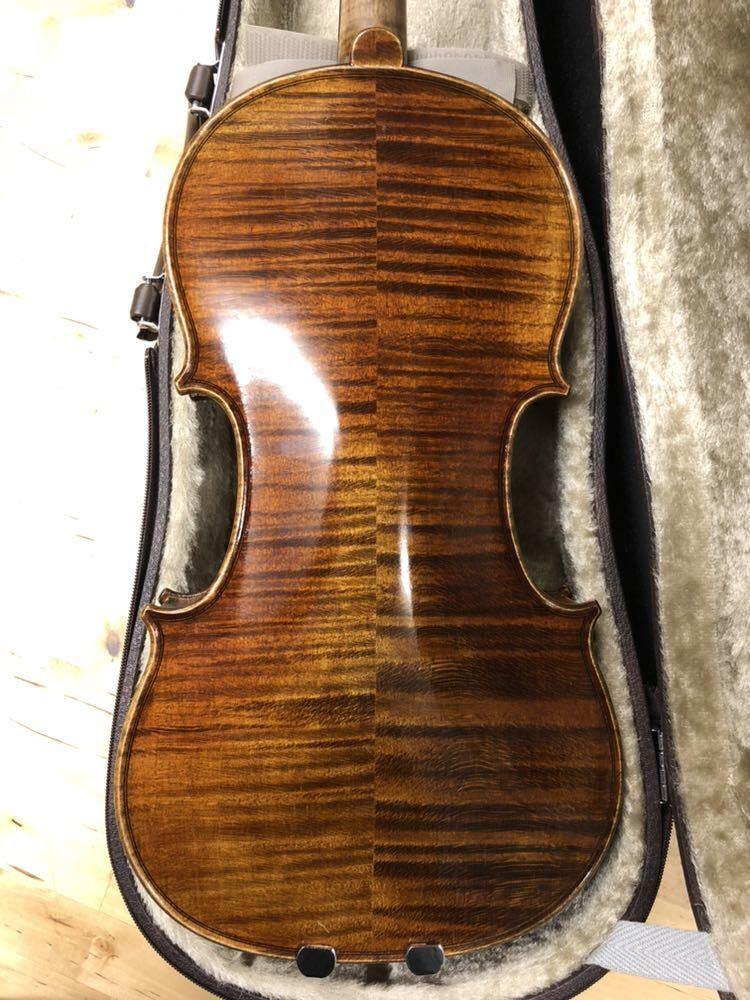 中古バイオリン 美品_画像3