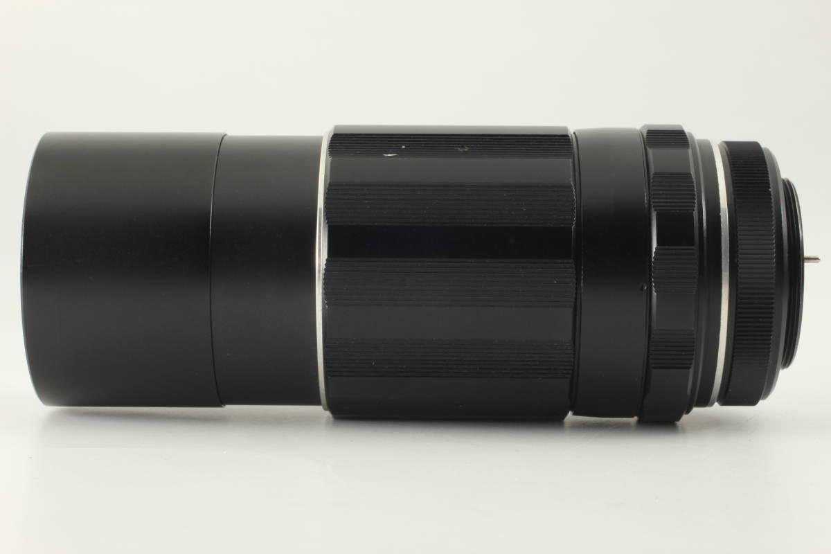 #373 Pentax ペンタックス SMC TAKUMER 200mm f/4 M42マウント 望遠レンズ_画像3