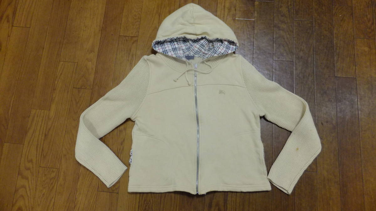 Burberry London★zip Parka★М